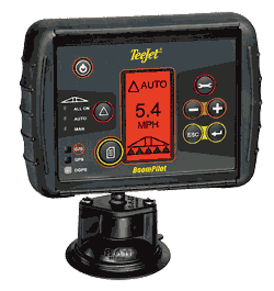 Gps guidance systems versatile gps guidance in a compact portable package led lightbar guidance plus a graphical display for complete guidanceinformation aloadofball Images